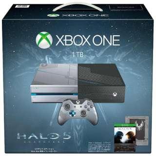 Xbox One 1TB『Halo 5: Guardians』リミテッド エディション