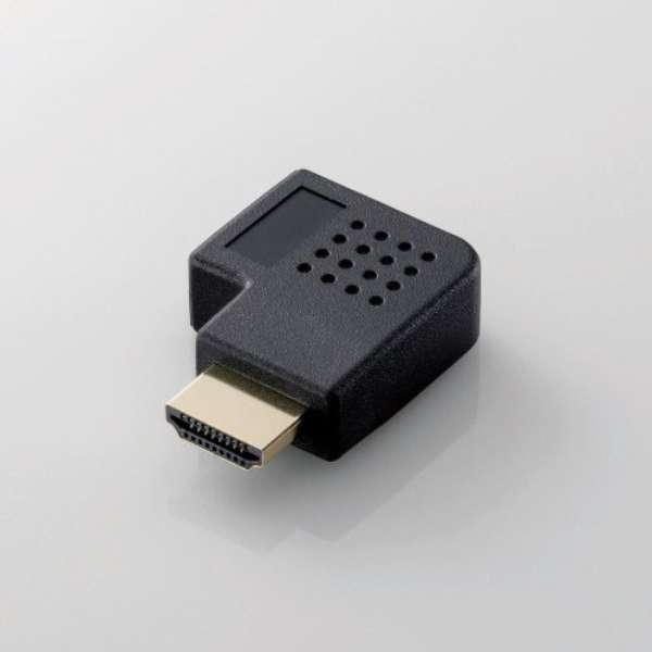 AD-HDAAB03BK HDMIケーブル ブラック [HDMI⇔HDMI]