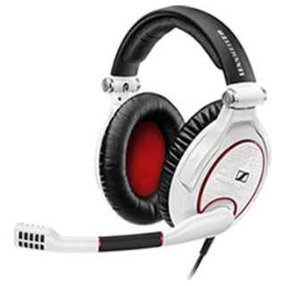 GAME ZERO ヘッドセット ホワイト [φ3.5mmミニプラグ /両耳 /ヘッドバンドタイプ]