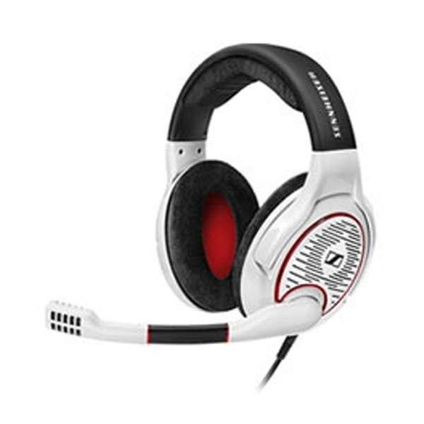 GAME ONE ヘッドセット ホワイト [φ3.5mmミニプラグ /両耳 /ヘッドバンドタイプ]