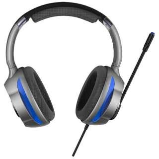 EASARS TRAP ゲーミングヘッドセット TRAP ブラック [USB  / 両耳  / ヘッドバンドタイプ]