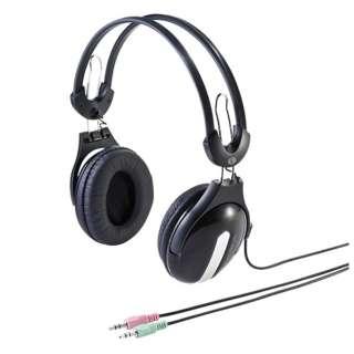 MM-HS531 ヘッドセット [φ3.5mmミニプラグ /両耳 /ヘッドバンドタイプ]