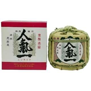 人気一 豆樽 300ml【日本酒・清酒】