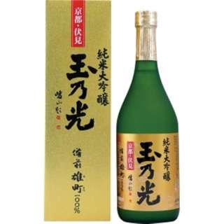 玉乃光 備前雄町 720ml【日本酒・清酒】