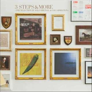 佐藤竹善/3 STEPS & MORE ~THE SELECTION OF SOLO ORIGINAL & COLLABORATION~ 初回限定盤 【CD】