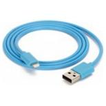[ライトニング] ケーブル 充電・転送 (0.9m・ブルー)MFi認証 GC39143-2