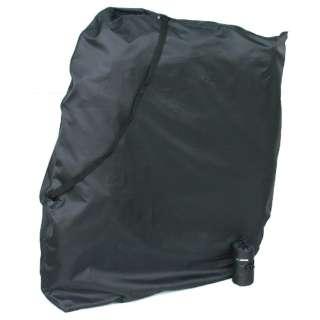 輪行袋 ツアーバッグ IICS(ブラック) ファスナータイプ
