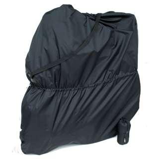 輪行袋 ツアーバッグ SE(ブラック) キンチャクタイプ