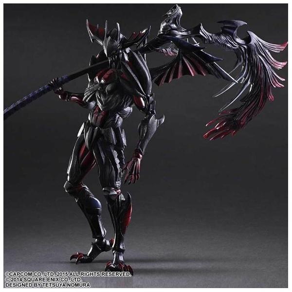 PLAYARTS改 Monster Hunter X(Cross) ディアボロス装備(レイジシリーズ)