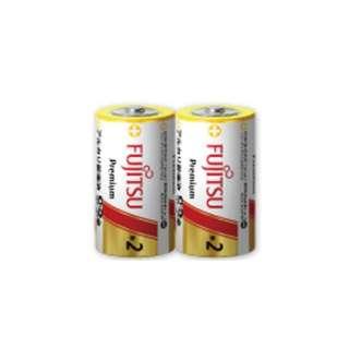 LR14FP-2S 単2電池 Premium(プレミアム) [2本 /アルカリ]