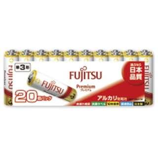 LR6FP-20S 単3電池 Premium(プレミアム) [20本 /アルカリ]