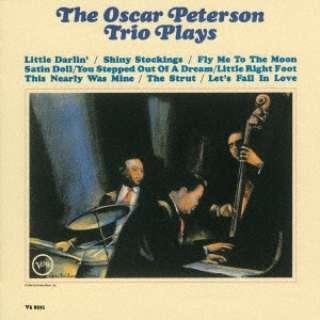 オスカー・ピーターソン/オスカー・ピーターソン・トリオ・プレイズ 完全生産限定盤 【CD】