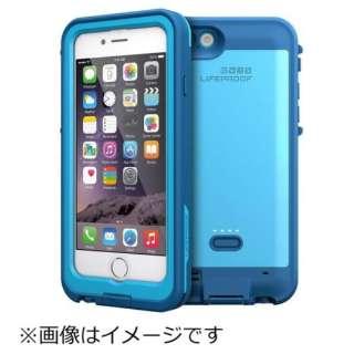 online store 709e3 8645e ビックカメラ.com - iPhone 6用 fre Power Battery Case (2600mAh・ブルー) LIFEPROOF