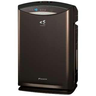 MCK70S-T 加湿空気清浄機 加湿ストリーマ空気清浄機 ビターブラウン [適用畳数:31畳 /最大適用畳数(加湿):18畳 /PM2.5対応]