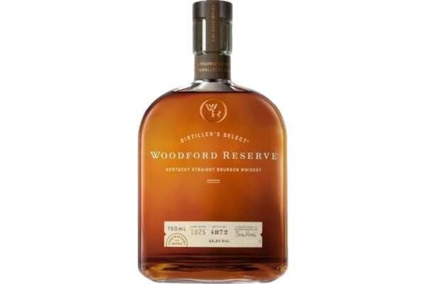 バーボンのおすすめ24選 「ウッドフォード・リザーブ」(度数:43度)