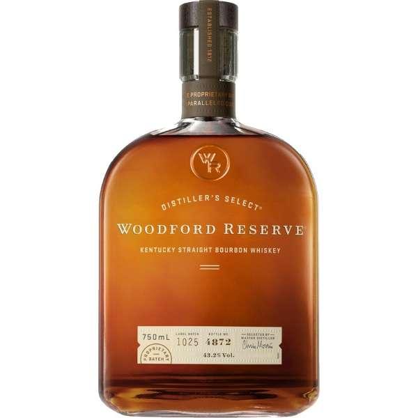 ウッドフォード・リザーブ 750ml【ウイスキー】