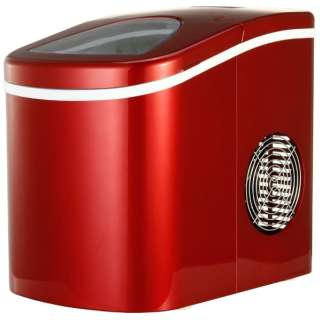 405-imcn01-red 高速製氷機 レッド