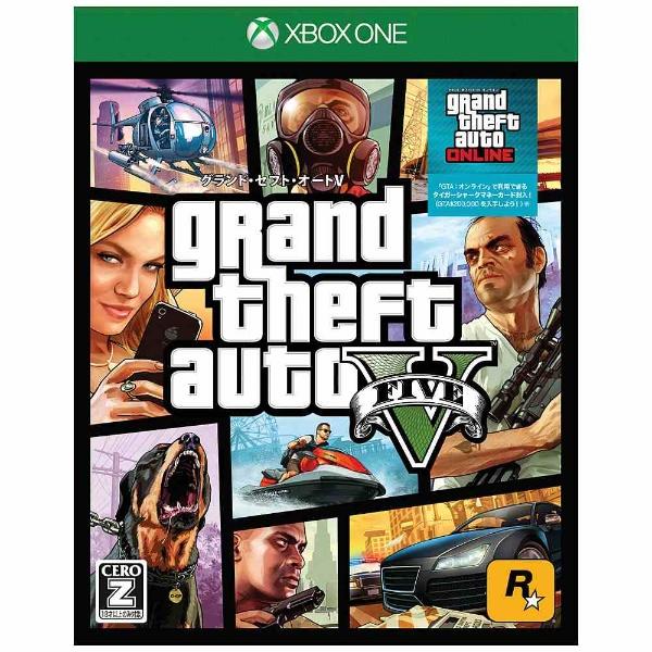 グランド・セフト・オートV [廉価版] [Xbox One]