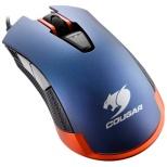 CGR-WOME-550 ゲーミングマウス 550M メタリックブルー  [光学式 /6ボタン /USB /有線]