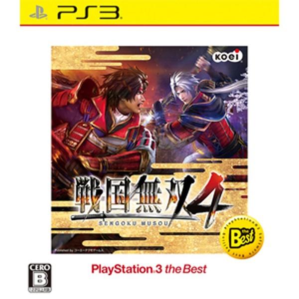 戦国無双4 PlayStation 3 the Best【PS3ゲームソフト】