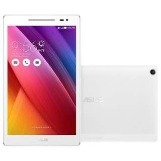 【LTE対応】ZenPad 8.0 ホワイト [Z380KL-WH16] 8型 メモリ2GB・ストレージ16GB microSIM Android 5.0 SIMフリータブレット Z380KLWH16 ホワイト [8型 /ストレージ:16GB /SIMフリーモデル]
