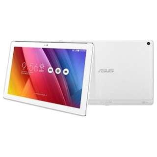【LTE対応】ZenPad 10 ホワイト [Z300CL-WH16] 10.1型 メモリ2GB・ストレージ16GB microSIM Android 5.0 SIMフリータブレット Z300CLWH16 ホワイト [10.1型 /ストレージ:16GB /SIMフリーモデル]