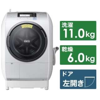 BD-V9800L-S ドラム式洗濯乾燥機 ビッグドラム シルバー [洗濯11.0kg /乾燥6.0kg /ヒートリサイクル乾燥 /左開き] 【お届け地域限定商品】