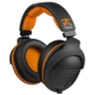 61104 ゲーミングヘッドセット 9H Fnatic Edition [φ3.5mmミニプラグ /両耳 /ヘッドバンドタイプ]