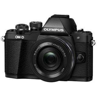 OM-D E-M5 Mark II ミラーレス一眼カメラ EZレンズキット ブラック [ズームレンズ]