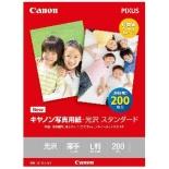 キヤノン写真用紙・光沢スタンダード[薄手](L版・200枚) SD-201L200