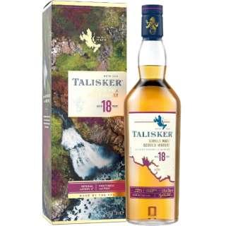 [正規品] タリスカー 18年 700ml【ウイスキー】