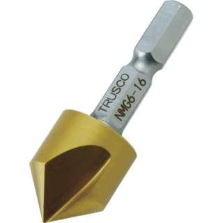 六角軸ナイスメンG 1枚刃 16mm チタンコーティング NMG616