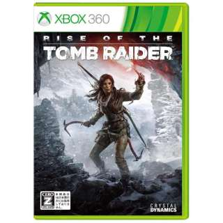 Rise of the Tomb Raider【Xbox360ゲームソフト】
