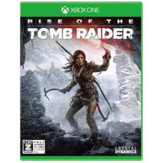 Rise of the Tomb Raider【Xbox Oneゲームソフト】