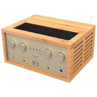 【ハイレゾ音源対応】Bluetooth対応 真空管レシーバー Retro Stereo 50 RETROSTEREO50