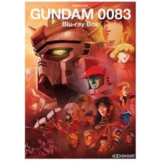 機動戦士ガンダム0083 Blu-ray Box 期間限定生産 【ブルーレイ ソフト】