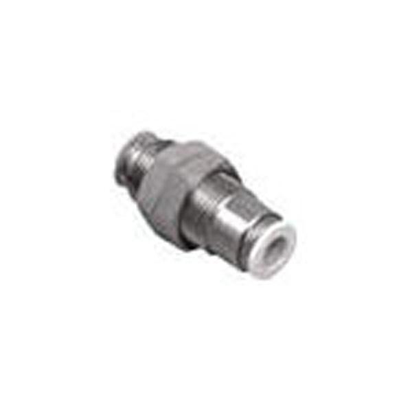 CKD シーケーディー CKD ニュージョイントステンレスタイプ バルクヘッド ZW-S12-0-X-P4 1個 441-1617
