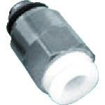 CKD シーケーディー CKD ニュージョイントステンレスタイプ 片口ストレート ZW-S12-8-P4 1個 441-1641