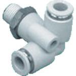 CKD シーケーディー CKD ニュージョイントステンレスタイプ テトラ形R付 ZW-TR10-8-P4 1個 441-2371