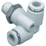 CKD シーケーディー CKD ニュージョイントステンレスタイプ テトラ形R付 ZW-TR4-M5-P4 1個 441-2451