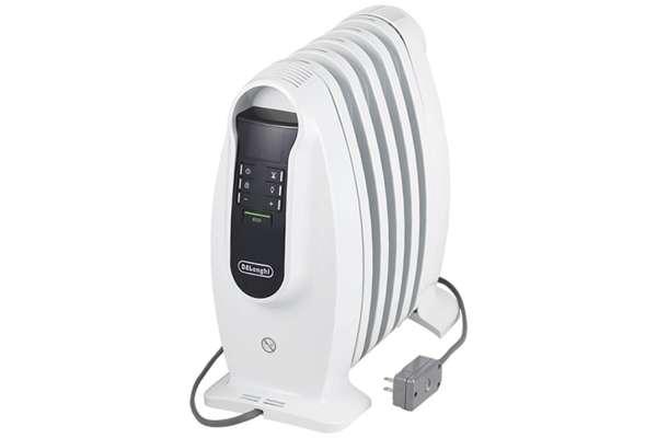 暖房器具のおすすめ【オイルヒーター】デロンギ NJ0505E