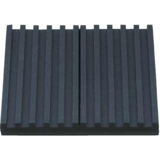 防振パット 耐熱・耐油性 10×100×100 OHS10100CR