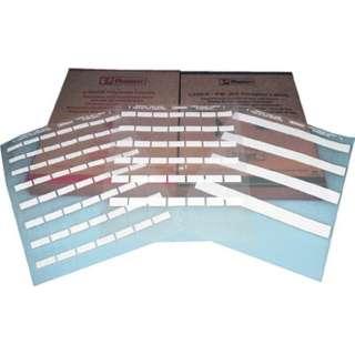 レーザープリンタ用セルフラミネートラベル 白 S100×150YAJ (1組2500枚)