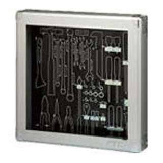 薄型収納メタルケース EKS103