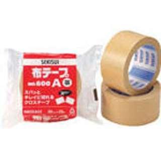 布テープ No.600A 茶 N60XA03 《※画像はイメージです。実際の商品とは異なります》