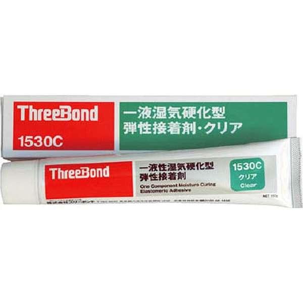 万能型接着剤 一液無溶剤 TB1530C 150g 透明色 TB1530C150