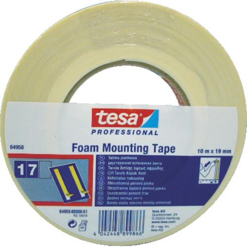 テサテープ 建築内装用パネルテープ 64958-19-10