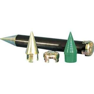 単管打込みキャップ 先端ミサイル AR048