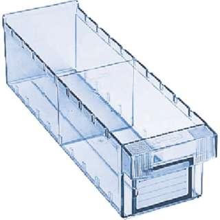 樹脂製引出し 内寸111×418×108 透明 ML1