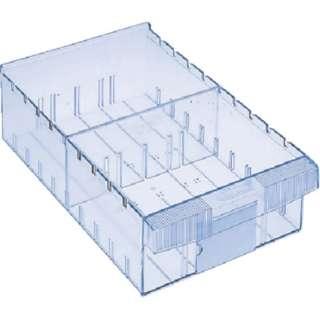 樹脂製引出し 内寸242×407×108 透明 ML2